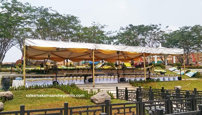 pilihan lain tenda deluxe di san diego hills