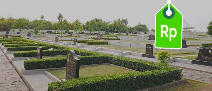 harga pemakaman san diego hills
