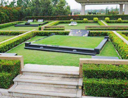 Lahan Makam Private Estate