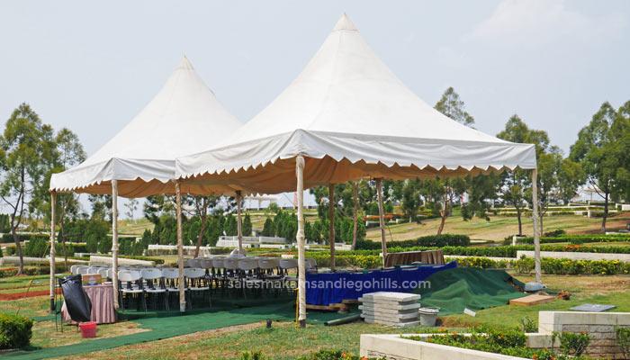 tenda pemakaman standar san diego hills