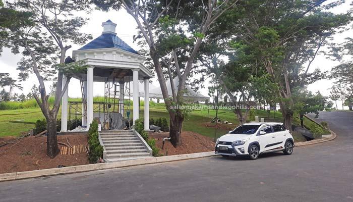 makam paviliun serenity mansion